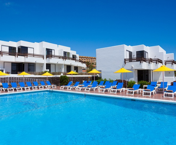 Swimming pool Apartments Paraiso del Sol